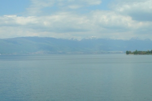 Ohrid lake, Macedonia (May 2008)