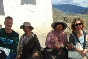 Тибет, сентябрь 2006г